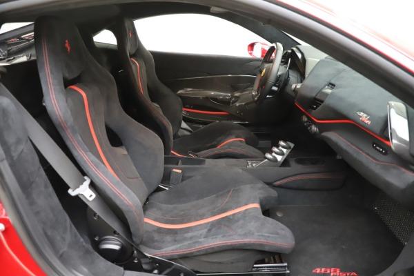 Used 2020 Ferrari 488 Pista for sale Sold at Bugatti of Greenwich in Greenwich CT 06830 17