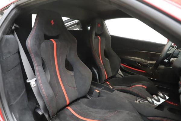 Used 2020 Ferrari 488 Pista for sale Sold at Bugatti of Greenwich in Greenwich CT 06830 18