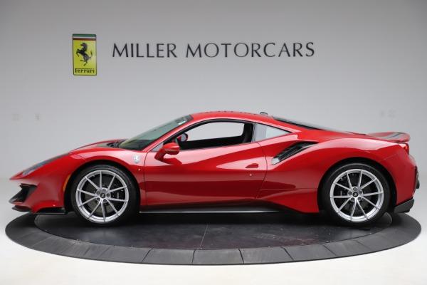 Used 2020 Ferrari 488 Pista for sale Sold at Bugatti of Greenwich in Greenwich CT 06830 3