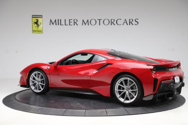Used 2020 Ferrari 488 Pista for sale Sold at Bugatti of Greenwich in Greenwich CT 06830 4