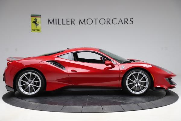 Used 2020 Ferrari 488 Pista for sale Sold at Bugatti of Greenwich in Greenwich CT 06830 9