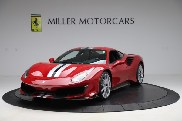 Used 2020 Ferrari 488 Pista for sale Sold at Bugatti of Greenwich in Greenwich CT 06830 1