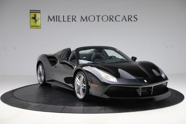 Used 2016 Ferrari 488 Spider for sale $242,900 at Bugatti of Greenwich in Greenwich CT 06830 11