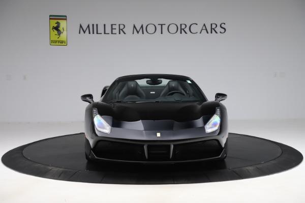 Used 2016 Ferrari 488 Spider for sale $242,900 at Bugatti of Greenwich in Greenwich CT 06830 12
