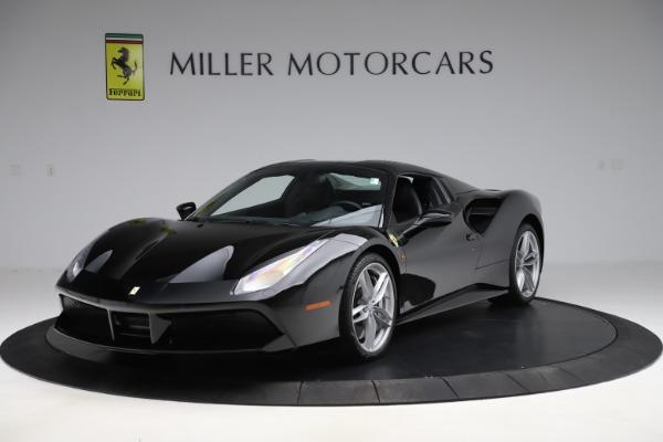 Used 2016 Ferrari 488 Spider for sale $242,900 at Bugatti of Greenwich in Greenwich CT 06830 13