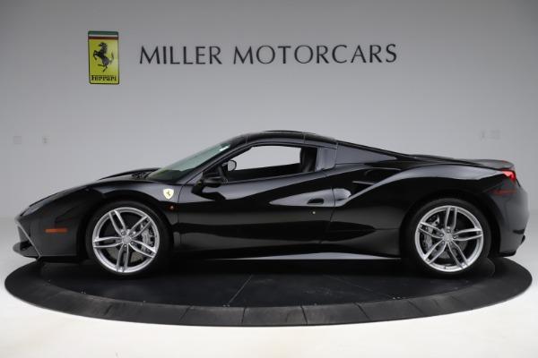 Used 2016 Ferrari 488 Spider for sale $242,900 at Bugatti of Greenwich in Greenwich CT 06830 14