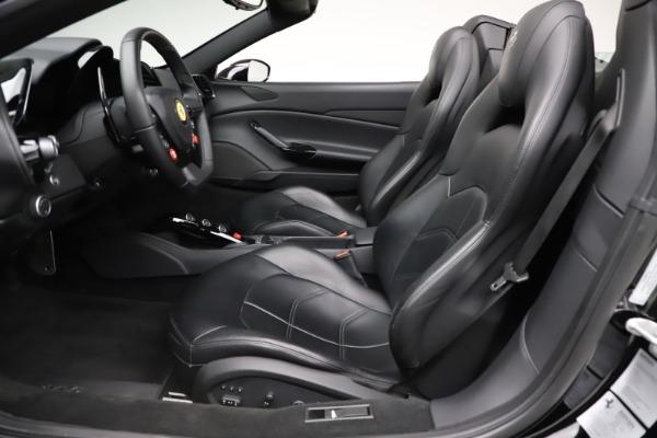 Used 2016 Ferrari 488 Spider for sale $242,900 at Bugatti of Greenwich in Greenwich CT 06830 18