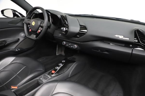 Used 2016 Ferrari 488 Spider for sale $242,900 at Bugatti of Greenwich in Greenwich CT 06830 21