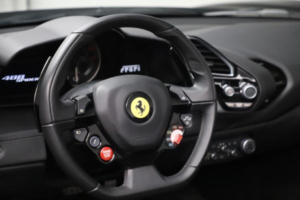 Used 2016 Ferrari 488 Spider for sale $242,900 at Bugatti of Greenwich in Greenwich CT 06830 24
