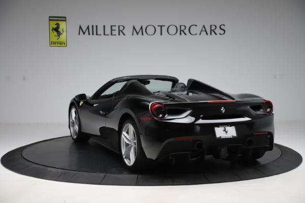 Used 2016 Ferrari 488 Spider for sale $242,900 at Bugatti of Greenwich in Greenwich CT 06830 5
