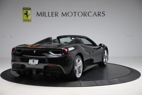 Used 2016 Ferrari 488 Spider for sale $242,900 at Bugatti of Greenwich in Greenwich CT 06830 7
