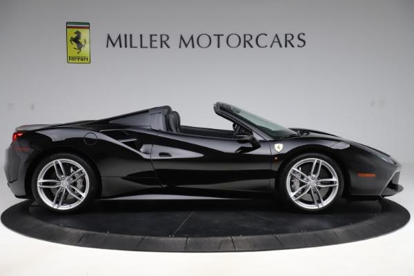 Used 2016 Ferrari 488 Spider for sale $242,900 at Bugatti of Greenwich in Greenwich CT 06830 9