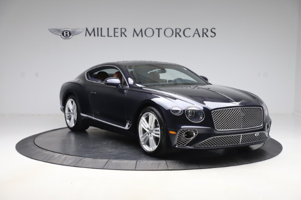 New 2020 Bentley Continental GT W12 for sale $260,770 at Bugatti of Greenwich in Greenwich CT 06830 11