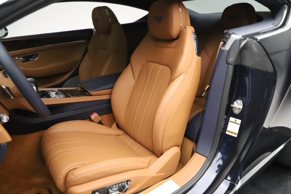 New 2020 Bentley Continental GT W12 for sale $260,770 at Bugatti of Greenwich in Greenwich CT 06830 20