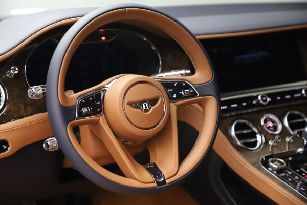 New 2020 Bentley Continental GT W12 for sale $260,770 at Bugatti of Greenwich in Greenwich CT 06830 23