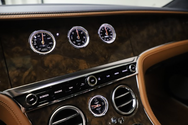 New 2020 Bentley Continental GT W12 for sale $260,770 at Bugatti of Greenwich in Greenwich CT 06830 25