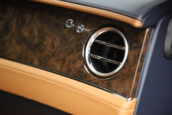 New 2020 Bentley Continental GT W12 for sale $260,770 at Bugatti of Greenwich in Greenwich CT 06830 26