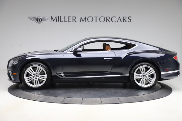 New 2020 Bentley Continental GT W12 for sale $260,770 at Bugatti of Greenwich in Greenwich CT 06830 3