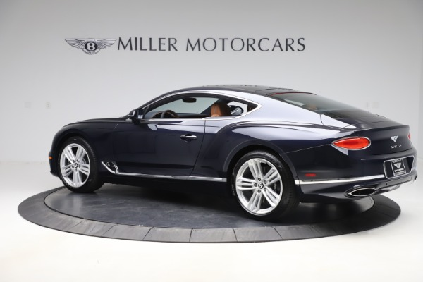 New 2020 Bentley Continental GT W12 for sale $260,770 at Bugatti of Greenwich in Greenwich CT 06830 4