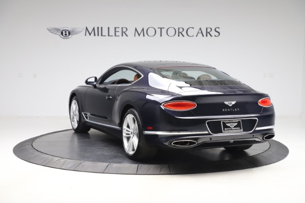 New 2020 Bentley Continental GT W12 for sale $260,770 at Bugatti of Greenwich in Greenwich CT 06830 5