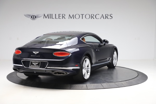 New 2020 Bentley Continental GT W12 for sale $260,770 at Bugatti of Greenwich in Greenwich CT 06830 7