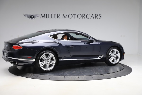 New 2020 Bentley Continental GT W12 for sale $260,770 at Bugatti of Greenwich in Greenwich CT 06830 8