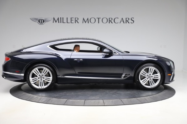 New 2020 Bentley Continental GT W12 for sale $260,770 at Bugatti of Greenwich in Greenwich CT 06830 9