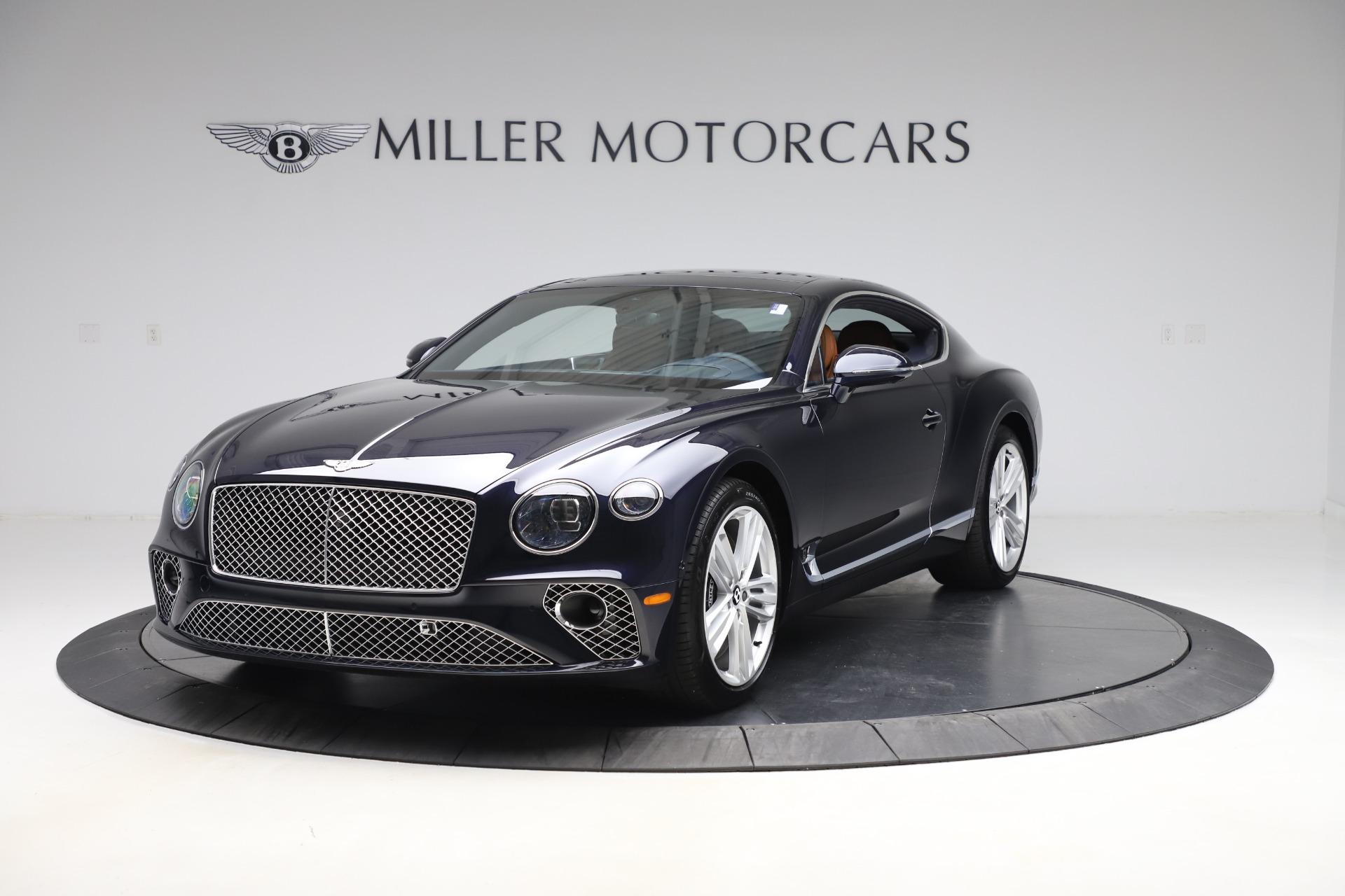 New 2020 Bentley Continental GT W12 for sale $260,770 at Bugatti of Greenwich in Greenwich CT 06830 1