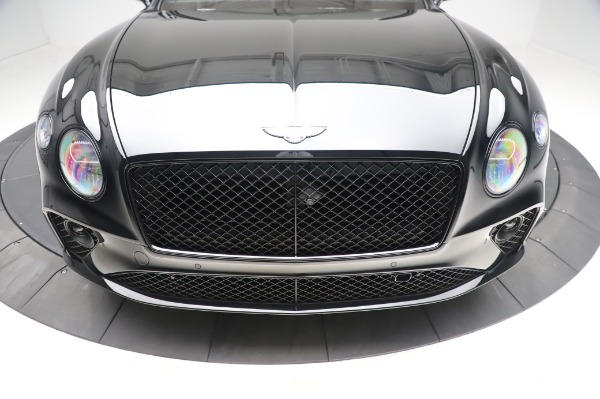 New 2020 Bentley Continental GT W12 for sale $274,090 at Bugatti of Greenwich in Greenwich CT 06830 13