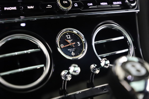 New 2020 Bentley Continental GT W12 for sale $274,090 at Bugatti of Greenwich in Greenwich CT 06830 21