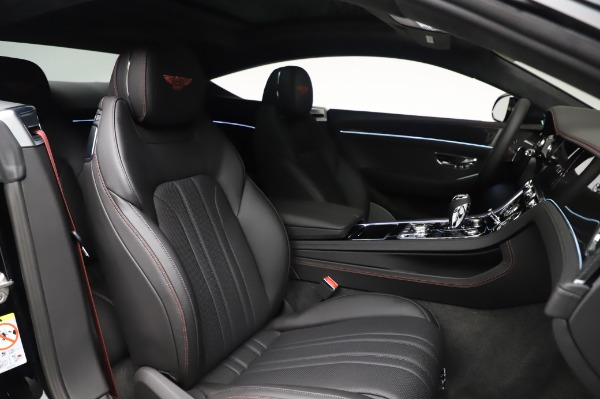 New 2020 Bentley Continental GT W12 for sale $274,090 at Bugatti of Greenwich in Greenwich CT 06830 24