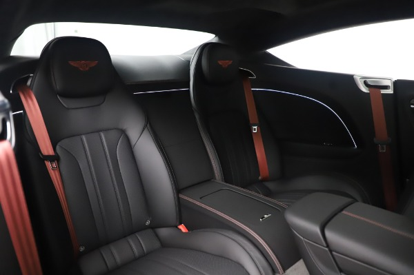 New 2020 Bentley Continental GT W12 for sale $274,090 at Bugatti of Greenwich in Greenwich CT 06830 25