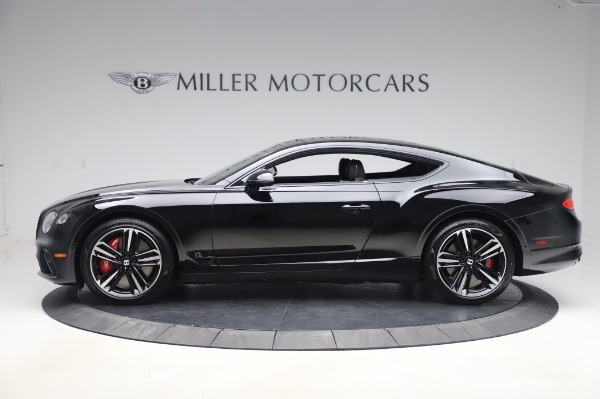 New 2020 Bentley Continental GT W12 for sale $274,090 at Bugatti of Greenwich in Greenwich CT 06830 3