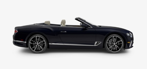 New 2020 Bentley Continental GTC W12 for sale Sold at Bugatti of Greenwich in Greenwich CT 06830 2