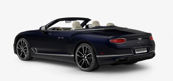 New 2020 Bentley Continental GTC W12 for sale Sold at Bugatti of Greenwich in Greenwich CT 06830 3