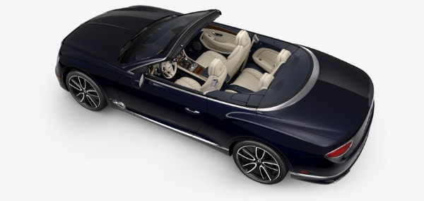 New 2020 Bentley Continental GTC W12 for sale Sold at Bugatti of Greenwich in Greenwich CT 06830 4