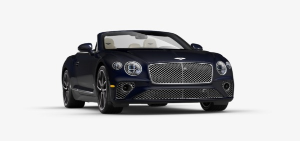 New 2020 Bentley Continental GTC W12 for sale Sold at Bugatti of Greenwich in Greenwich CT 06830 5