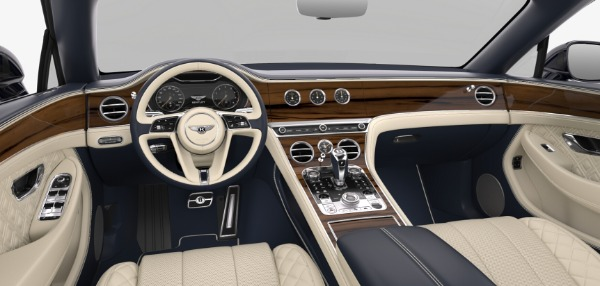 New 2020 Bentley Continental GTC W12 for sale Sold at Bugatti of Greenwich in Greenwich CT 06830 6