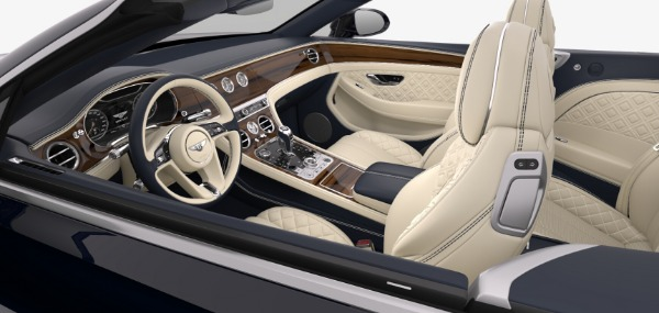 New 2020 Bentley Continental GTC W12 for sale Sold at Bugatti of Greenwich in Greenwich CT 06830 7