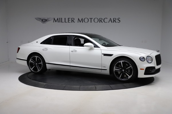 New 2020 Bentley Flying Spur W12 First Edition for sale $274,135 at Bugatti of Greenwich in Greenwich CT 06830 10