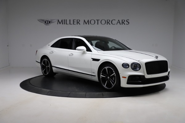 New 2020 Bentley Flying Spur W12 First Edition for sale $274,135 at Bugatti of Greenwich in Greenwich CT 06830 11