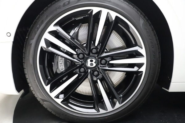 New 2020 Bentley Flying Spur W12 First Edition for sale $274,135 at Bugatti of Greenwich in Greenwich CT 06830 16