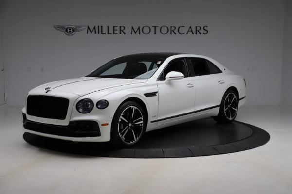 New 2020 Bentley Flying Spur W12 First Edition for sale $274,135 at Bugatti of Greenwich in Greenwich CT 06830 2