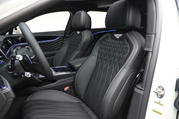 New 2020 Bentley Flying Spur W12 First Edition for sale $274,135 at Bugatti of Greenwich in Greenwich CT 06830 20