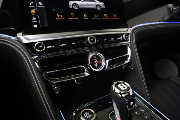 New 2020 Bentley Flying Spur W12 First Edition for sale $274,135 at Bugatti of Greenwich in Greenwich CT 06830 22