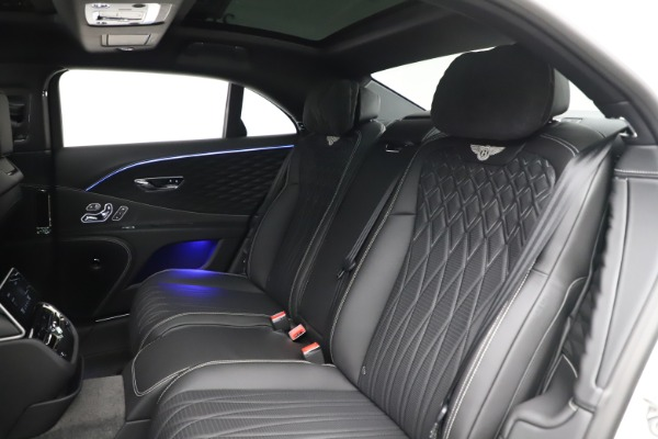 New 2020 Bentley Flying Spur W12 First Edition for sale $274,135 at Bugatti of Greenwich in Greenwich CT 06830 26