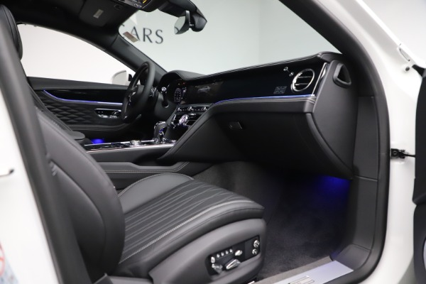 New 2020 Bentley Flying Spur W12 First Edition for sale $274,135 at Bugatti of Greenwich in Greenwich CT 06830 28