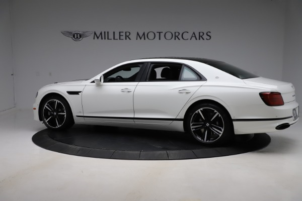 New 2020 Bentley Flying Spur W12 First Edition for sale $274,135 at Bugatti of Greenwich in Greenwich CT 06830 4