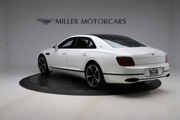 New 2020 Bentley Flying Spur W12 First Edition for sale $274,135 at Bugatti of Greenwich in Greenwich CT 06830 5