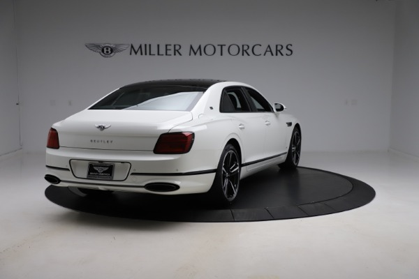 New 2020 Bentley Flying Spur W12 First Edition for sale $274,135 at Bugatti of Greenwich in Greenwich CT 06830 7